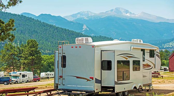 RV Air Conditioner Repair and Troubleshooting