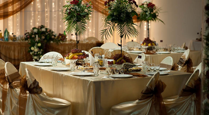 Linen Rentals for Weddings – The Most Convenient Way of decoration