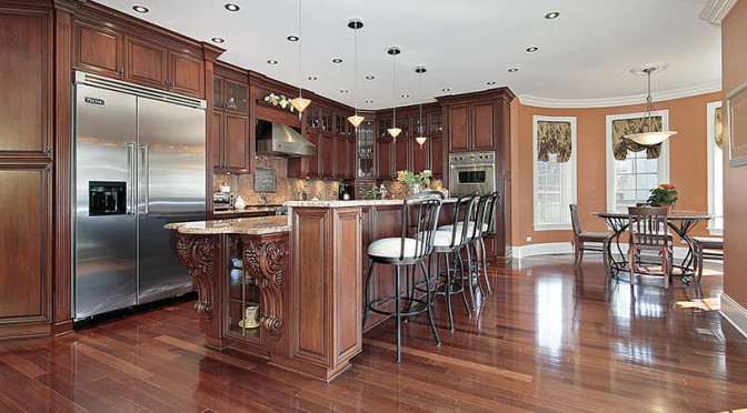 Granite kitchen countertops: why should you use them?
