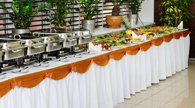 How to Select Catering Equipment Rental Partners?