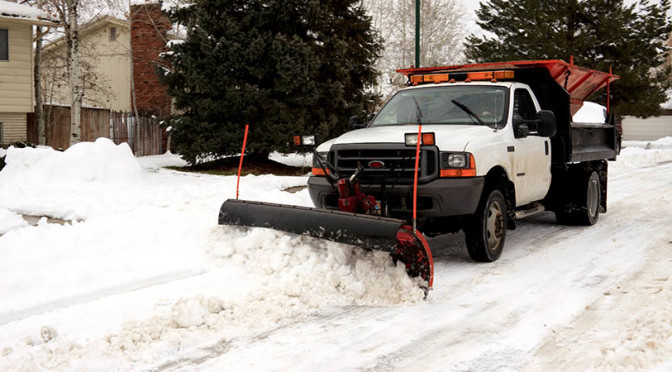 Why hire a snow Removal Company?