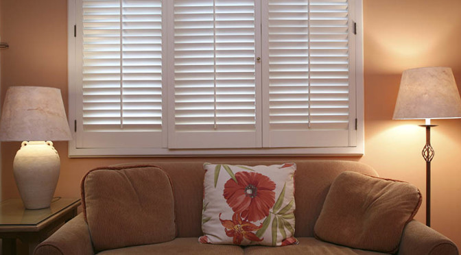 Decorative window shutters for creating a good looking house
