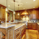 How granite stones are used by contractors?