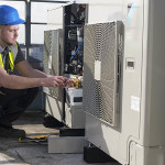 How can gas heat pump repair maintain furnace and save money?