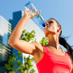 Say goodbye to body fat with diet and exercise